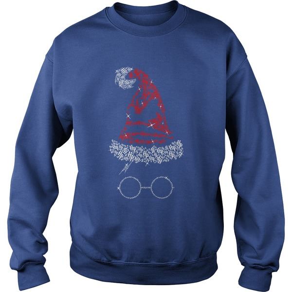 Harry Potter Santa Diamond Christmas Sweatshirt